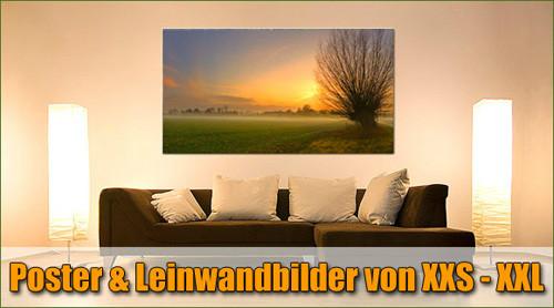 Den spreewald f r zuhause for Leinwandbilder wohnzimmer
